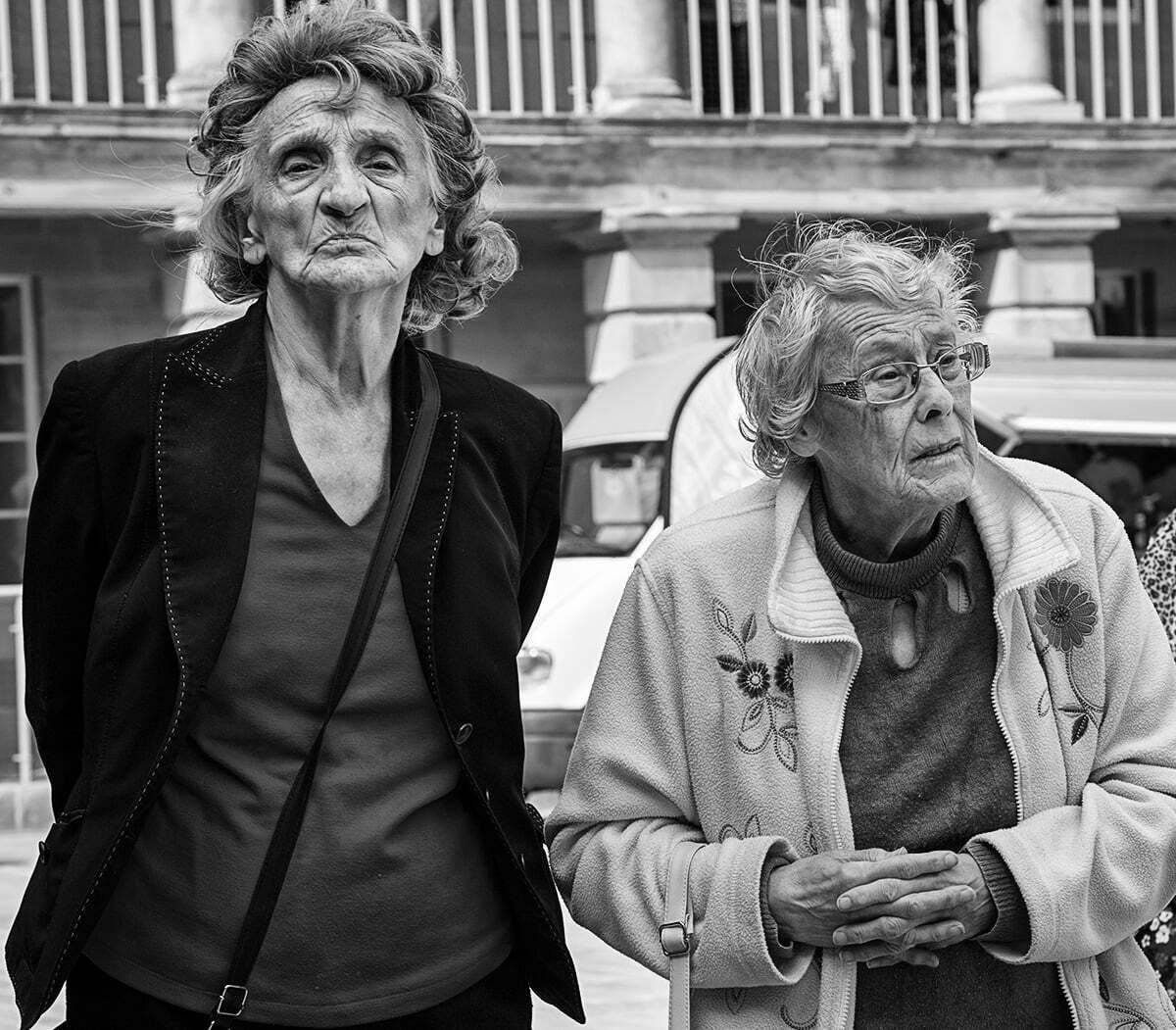 Street photography by Bridget Gill