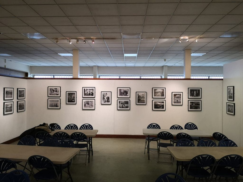 Exhibition at Doncaster finishes 1