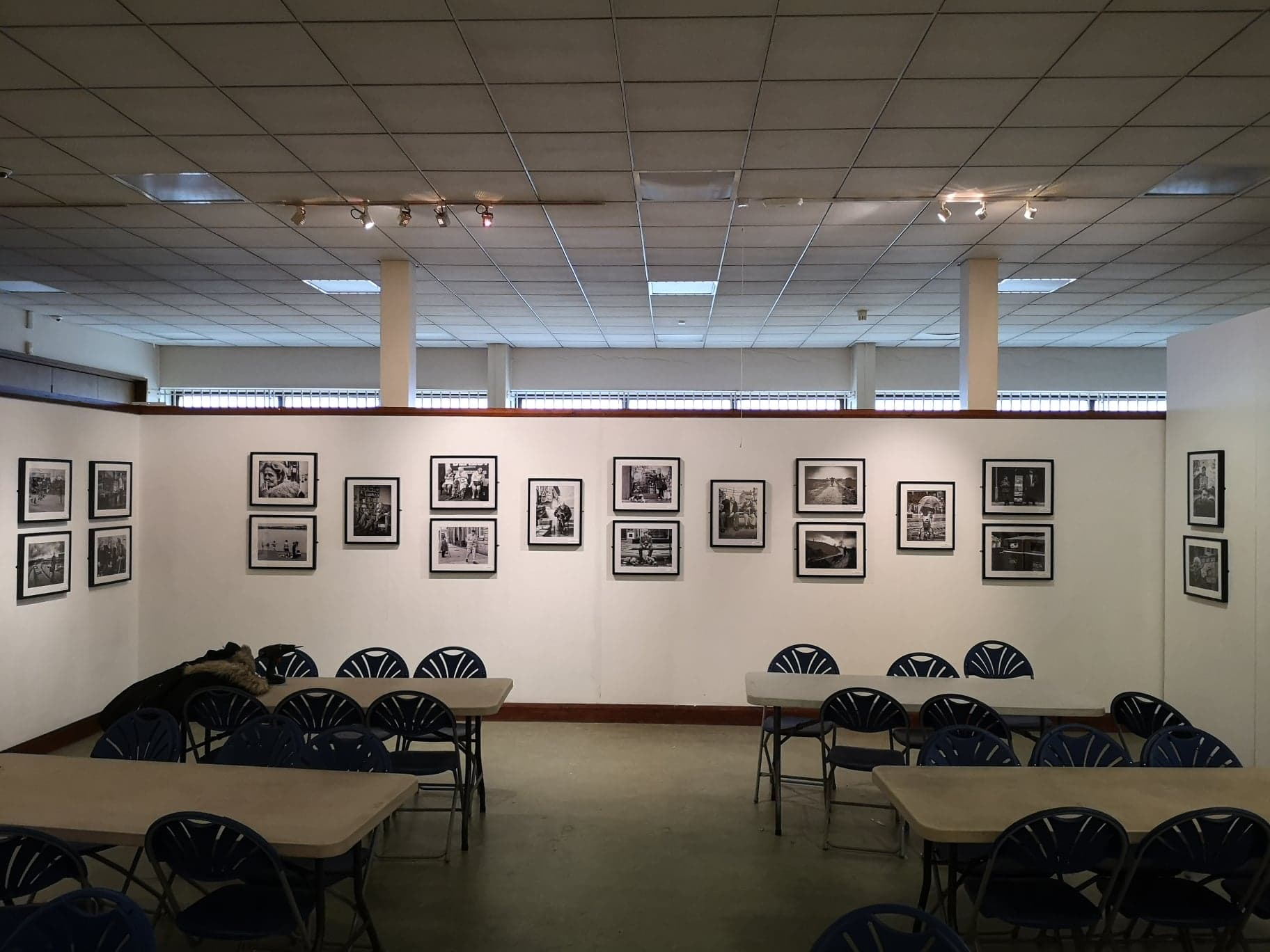 Exhibition at Doncaster finishes