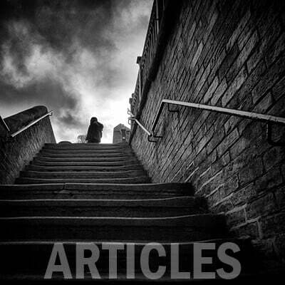 Written articles on photography by John Gill