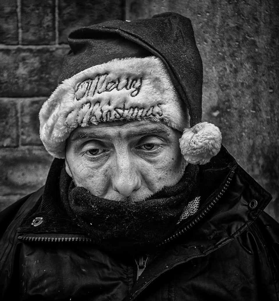 Photographing the Homeless