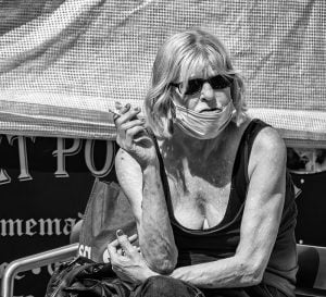 Covid-19 and street photography
