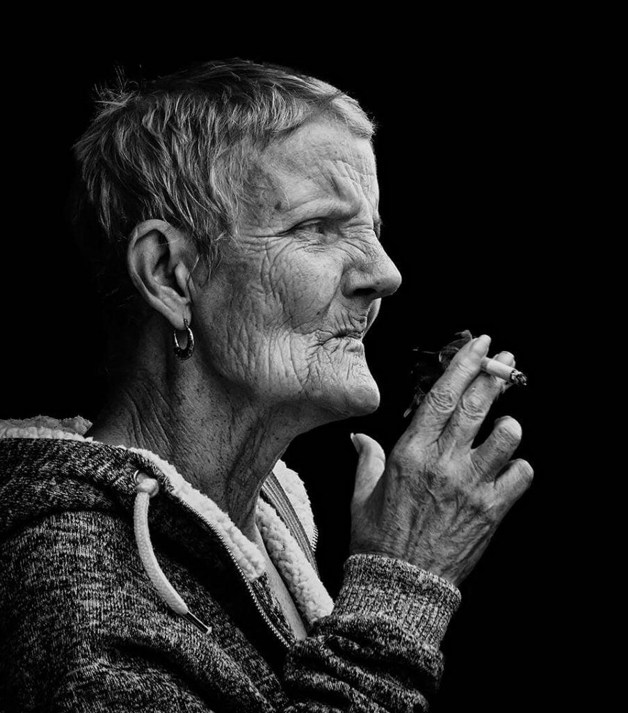 100 Faces - Street Portraits 44
