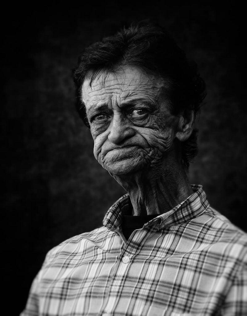 100 Faces - Street Portraits 43