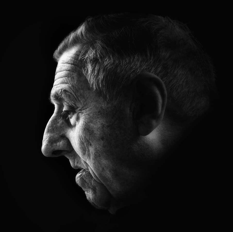 100 Faces - Street Portraits 42