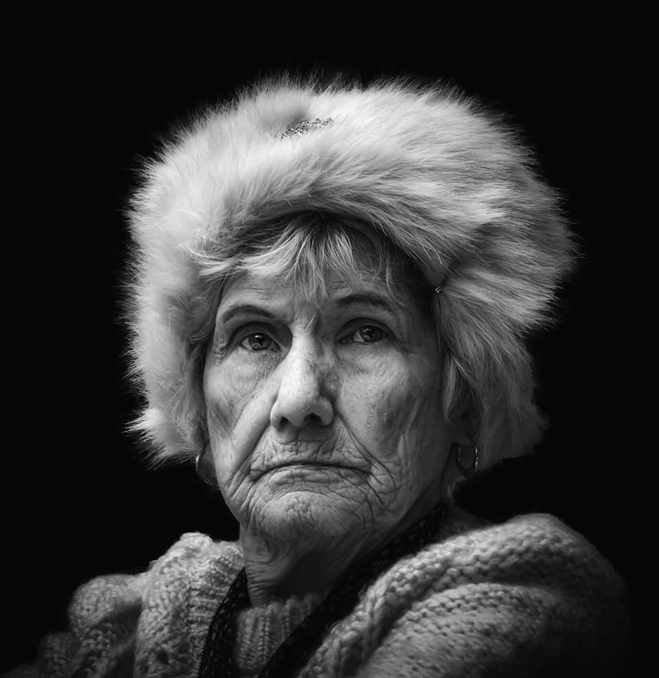 100 Faces - Street Portraits 38