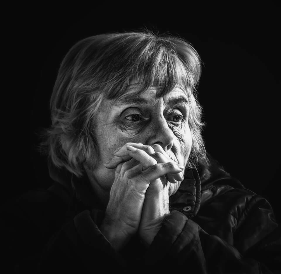 100 Faces - Street Portraits 35