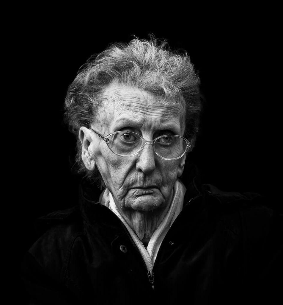 100 Faces - Street Portraits 34