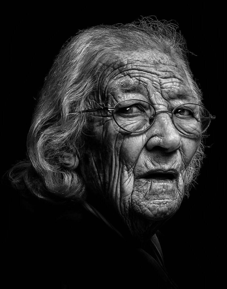 Candid street portraits - John Gill