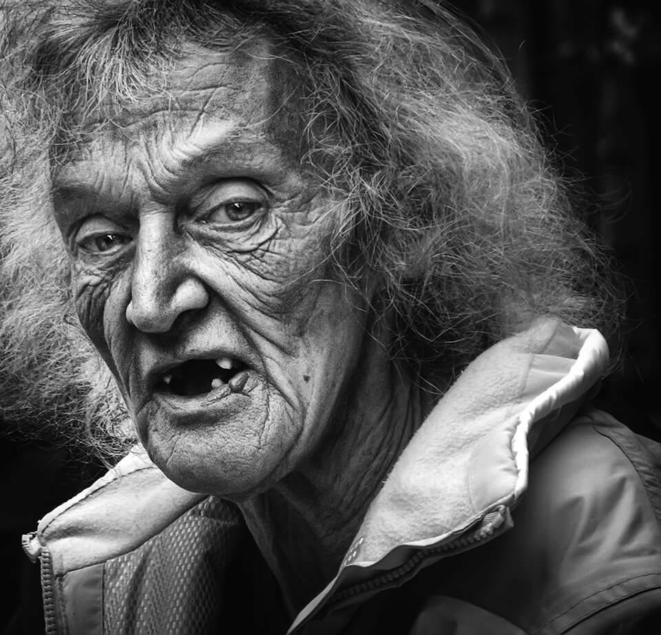100 Faces - Street Portraits 25