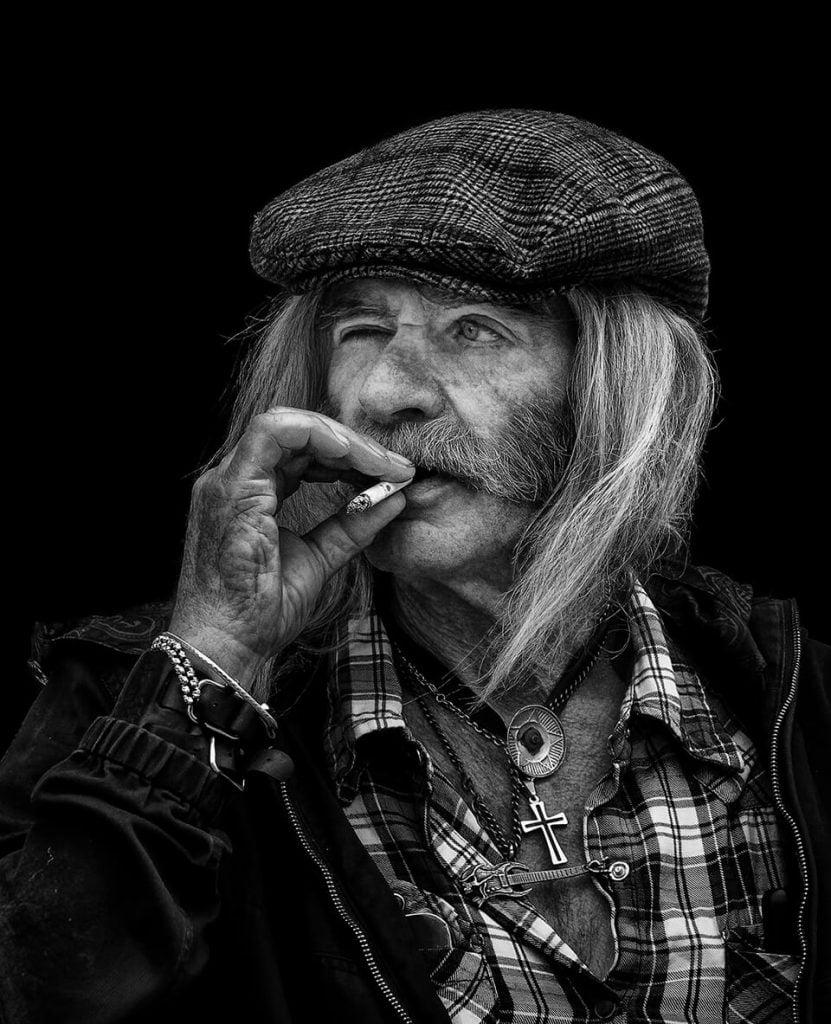 100 Faces - Street Portraits 22