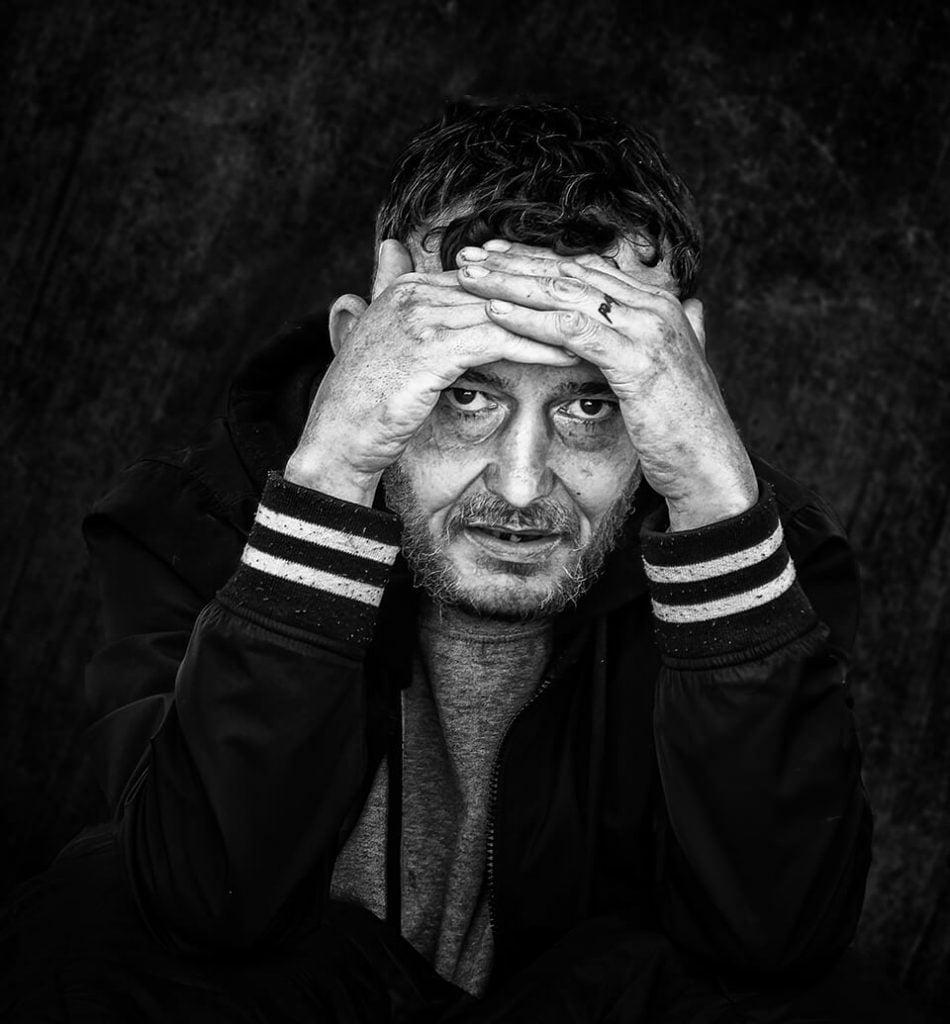 100 Faces - Street Portraits 19