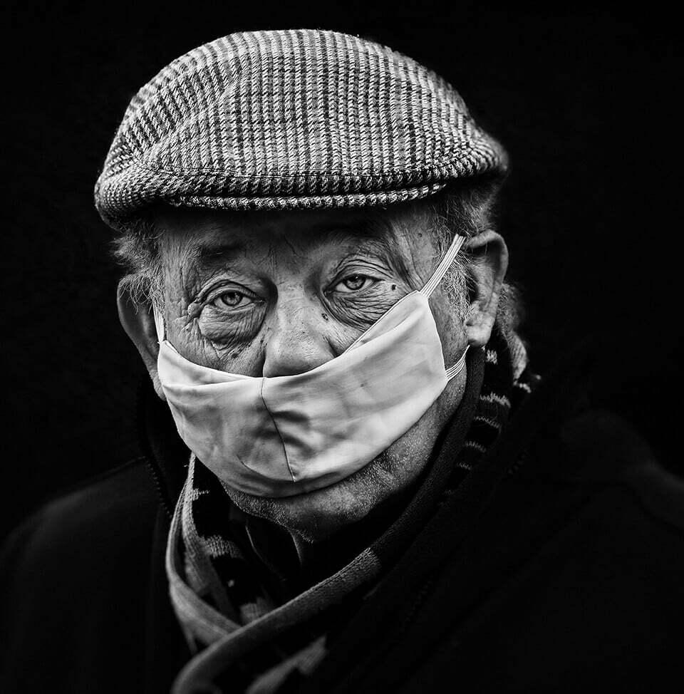 100 Faces - Street Portraits 18