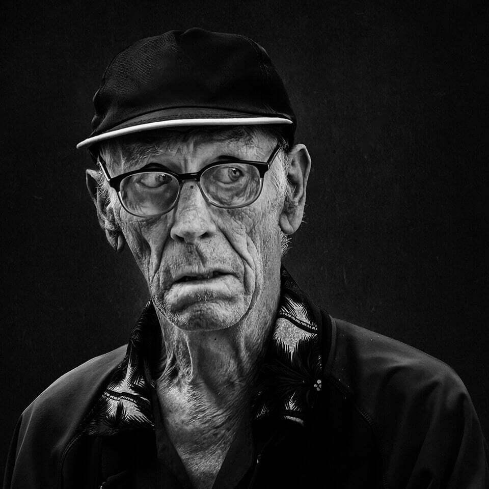 100 Faces - Street Portraits 17