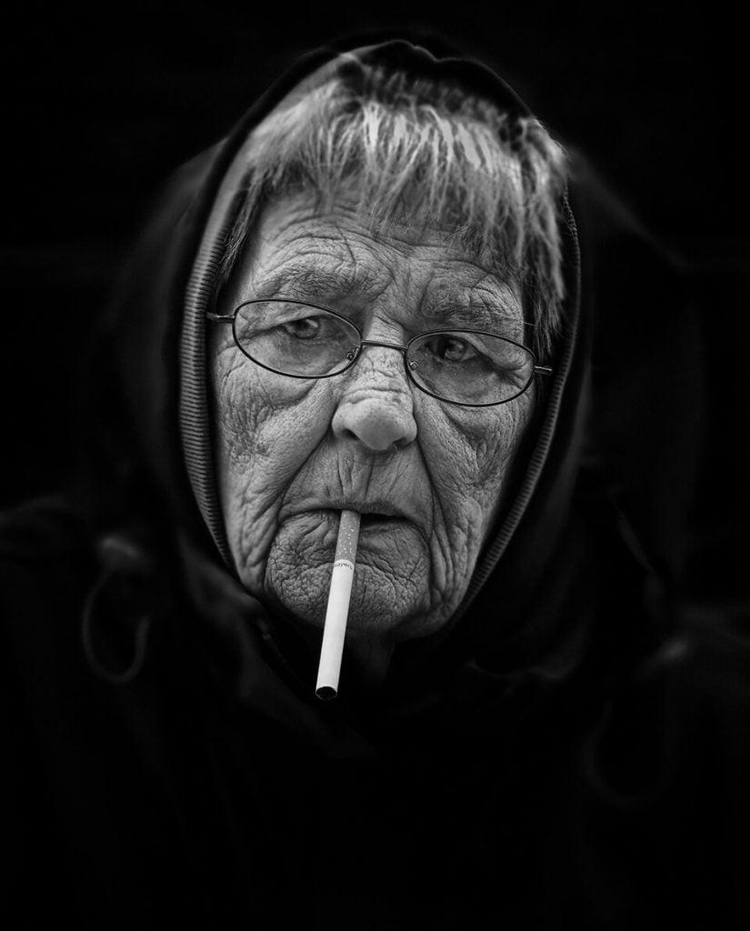 100 Faces - Street Portraits 15