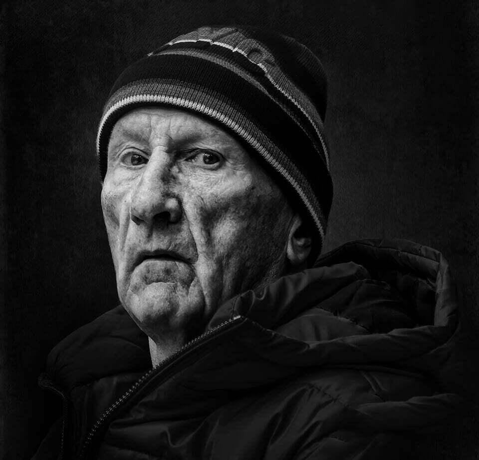100 Faces - Street Portraits 14