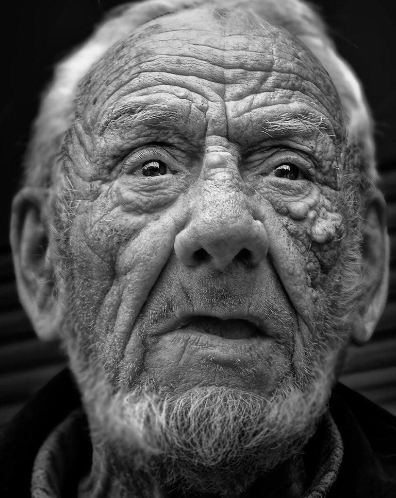 100 Faces - Street Portraits 12