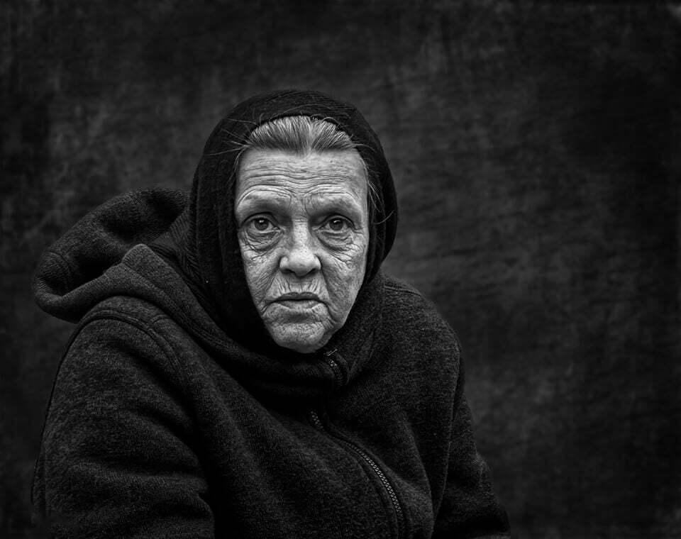 100 Faces - Street Portraits 10