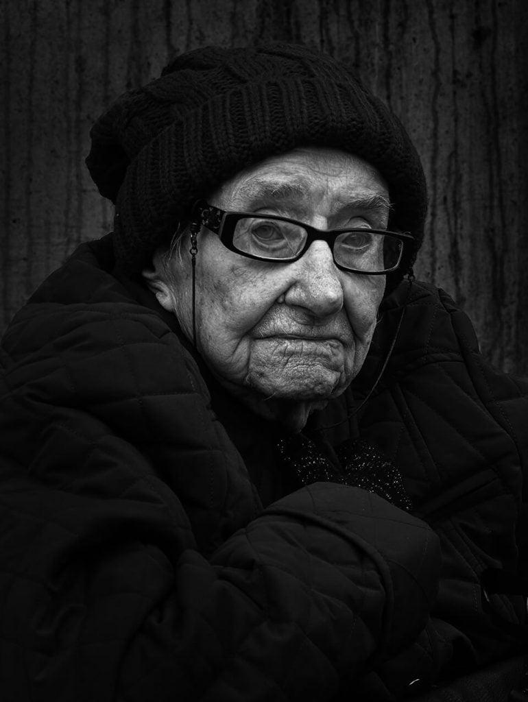 100 Faces - Street Portraits 9
