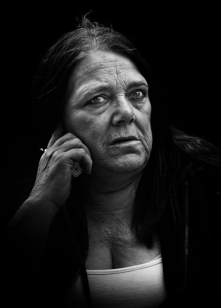 100 Faces - Street Portraits 6