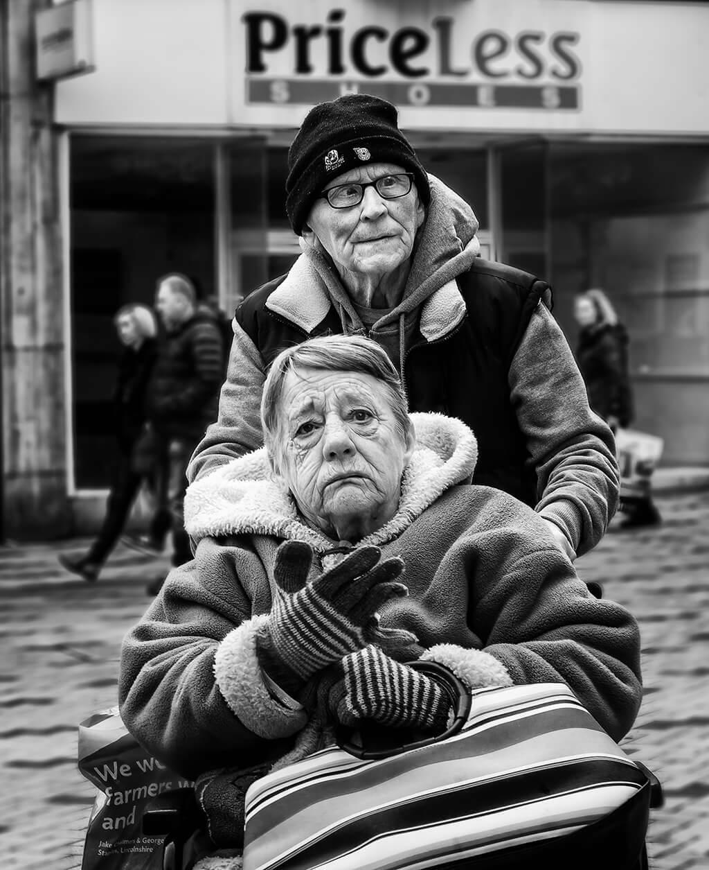 Street photography - John Gill