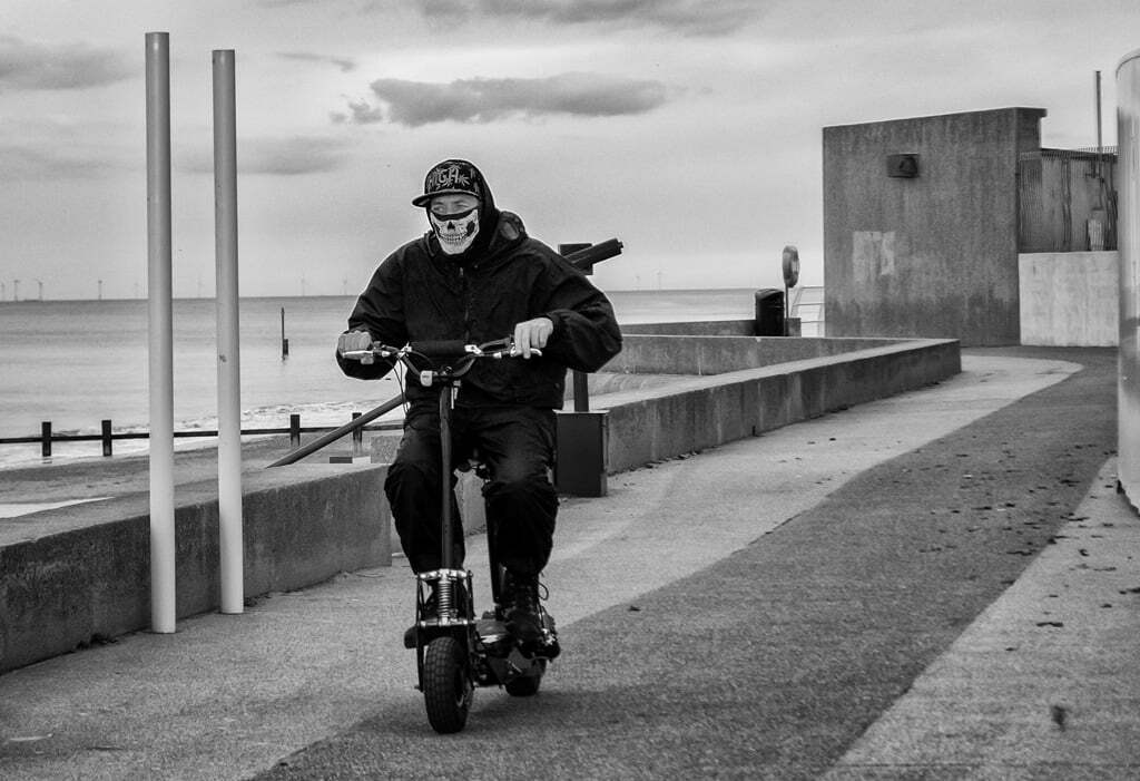 Oh I do like to be beside the seaside...Rhyl 16