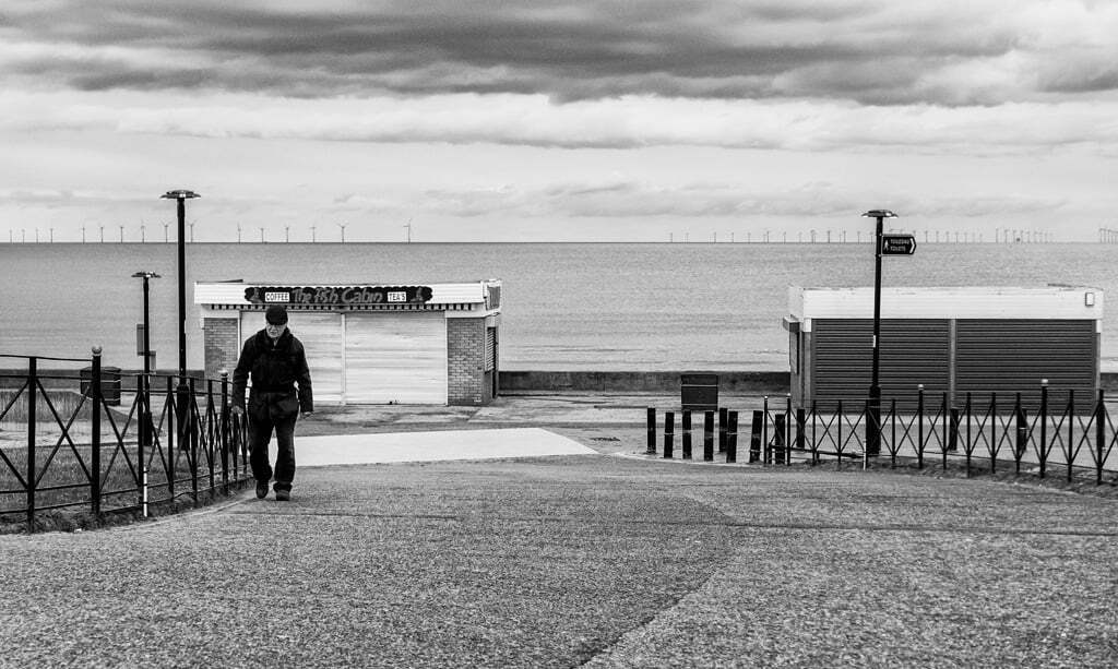 Oh I do like to be beside the seaside...Rhyl 8
