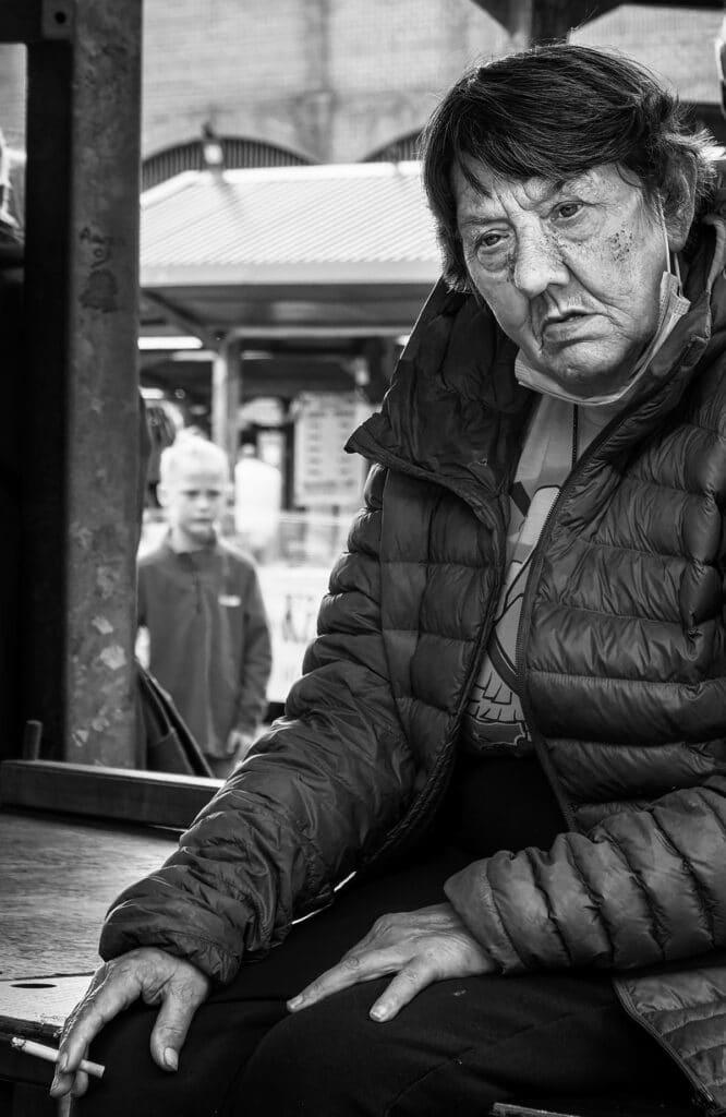 Street photo in Leeds