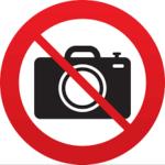 Photography paranoia