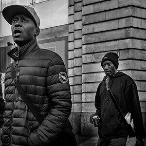 Street photography portfolio